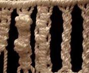 Macramé knots & designs