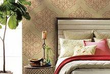 Дизайн спальни / Здесь вы найдете свою любимую спальню. Подберете обои и и краску для стен, текстиль, светильники, лепнину, чтобы оперативно реализовать задуманное вами.