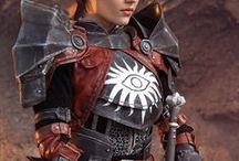 Cosplay Dragon Age