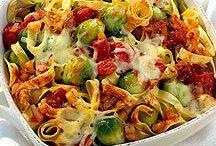 Recepten pasta's
