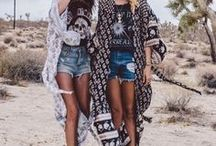 Boho Vibes / All things earthy, wild and free