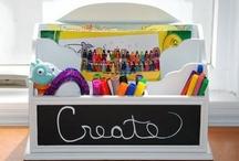 Crafty Box Ideas / by Crafty Gals
