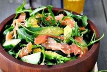 HEALTHY FOOD / Recipe Inspirations. It's tasty. And it's healthy.