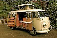 Caravan living / by Creative Consciousness