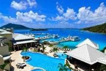 UK Caribbean ( Board 9 ) British Virgin Islands ( BVI ): Virgin Gorda, Tortolla , Necker Island , Anegada / by Lindawati Santosa