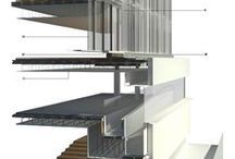 + A + SECTIONS DETAILS + / architecture, technical details, technical drawings, sections, building details, finishes, working drawings