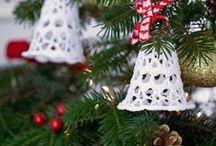 háčkování - vánoce / crochet - Christmas