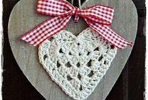háčkování - inspirace / crochet - inspiration