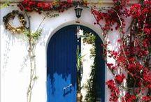 dveře, brány, branky, vrátka - doors, gates