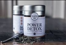 POWER DETOX / POWER DETOX TEATOX TEA