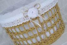 pletení z papíru / knitting paper