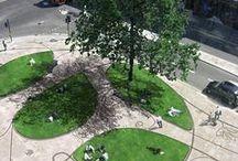 + A + LANDSCAPE PUBLIC SPACE + / landscape, street furniture, street, plazas, squares, public spaces, playgrounds, frontage, fountains, greenery, playzones, exterior