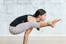YOGA / Find out the benefits of yoga. Try new poses to nourish your soul, calm your mind and win balance in your body.