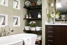 koupelny - bathrooms