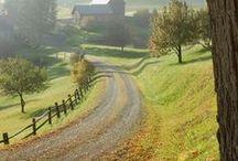 """cesta,stezka,pěšina - pathway / Motto: cesta k domovu. Báseň K. V. Raise """"Cestička k domovu"""" začíná slovy: """"Cestička k domovu známě se vine, hezčí je, krásnější, než všechny jiné..."""""""