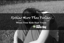 Parenting Encouragement / Helping each other along this bumpy journey called parenting...