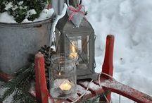 venkovní dekorace / outdoor decoration