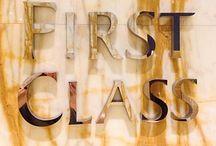 First Class / Um pouco do que muitos consideram luxo !!!!!