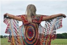bohemian style / The reflection in clothing of a free spirit.