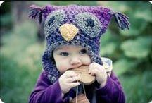 Crochet Bebés / A crochet