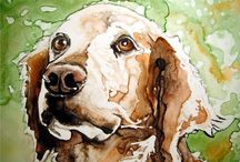 Art - Watercolors / by Beth Stone