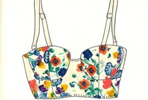 Fashion Illustration / by Allie Romney