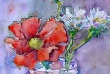 Art - Watercolor Painting