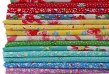 FABRIC & SEWING / Fabrics in my stash or on my wish list & patterns to purchase.
