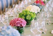 bouquets & arrangements / Floral inspiration, nosegays, boutonnières, centerpieces, displays, bouquets, etc. / by Heather L