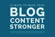 blog nation / Blog tips & tricks.