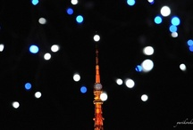 Tokyo Tower / 恋する東京タワー。