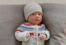 Baby boy patterns and ideas