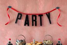 Party Themes & Treats / by Samantha Melvin