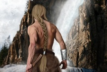 Thor & More   Fate of the Gods / Forged by Fate (book one of the Fate of the Gods by Amalia Dillin) comes out March 5, 2013, featuring Thor! Adam and Eve! Athena! Amun-Ra! And so many more ...