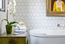 Bathrooms / by Nicole Matousek