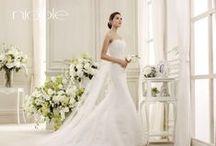Wedding  / Vestiti da sposa, scarpe, accessori e acconciature - tutto per la sposa. Wedding dresses, shoes, accessories and hairstyle - everything for the bride