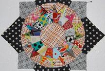 *PIECE* / Pieced quilts & quilt blocks to add to my growing project list.
