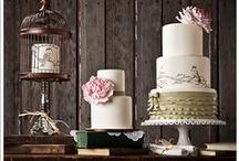 Dream wedding/CAKE