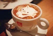 Tea, coffee, and tasty drinks / My love for beverage  / by Sara Violassi