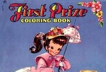 I Love to Color & Paint! / by Jane R. Fink