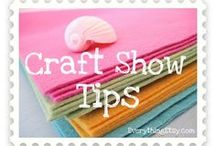 Art - Craft Show Ideas / by Beth Stone