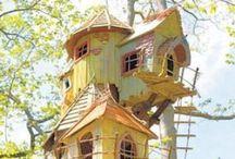 Home - Tree/Play Houses & Hobbit Holes