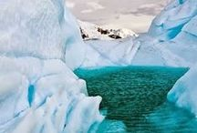 Travel - Antarctica & Icy Places