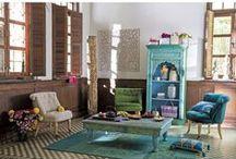 Exotique / Évadez-vous dans nos ambiances de style exotique et piochez parmi les meubles et objets déco Maisons du Monde : canapé, luminaire, déco murale, idées déco…