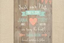 Dream wedding/INVITATIONS