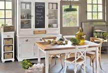 Maison de campagne / Découvrez les nouveautés de style Maison de campagne Maisons du Monde : salon, salle à manger, déco, chambre, linge de maison.
