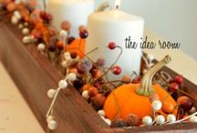 Thanksgiving Day Ideas / by Samantha Melvin