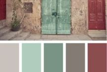 Home - walls and flooring / by Kim Donegan