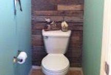 Home - bathroom / by Kim Donegan