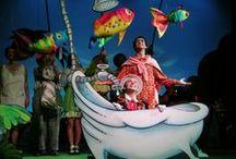Seussical Jr. Set Designs / by Lauren Daspit